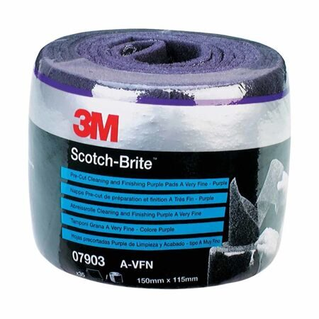 Лист Scotch-Brite CF-SR A VFN пурпурный 150х115мм-35шт/рул
